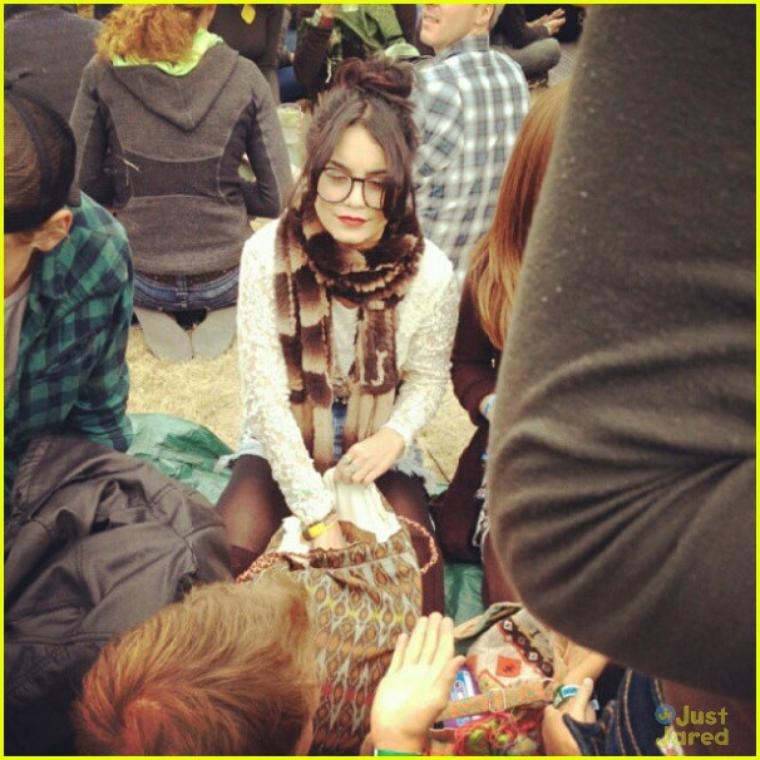 Photos perso posté par nessa sur les réseaux sociaux à San Fransisco le 12/08/2012