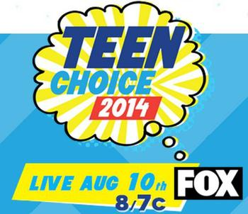 Teen Choice Awards 2014.