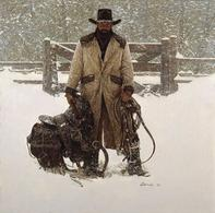 WYLIE GUSTAFSON - CHRISTMAS FOR COWBOYS