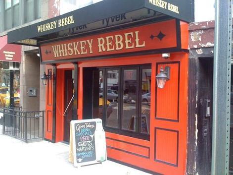 THE WHISKEY REBEL - BAR LOUNGE AMERICAIN