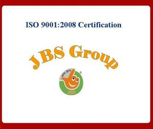 Punyam Management Successfully completed ISO 9001 Consultancy for JBS Academy Pvt. Ltd.