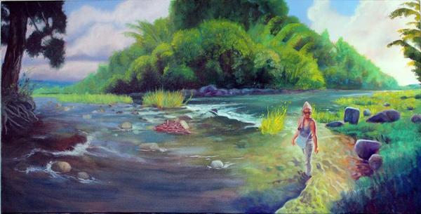 Rivière des marsouins