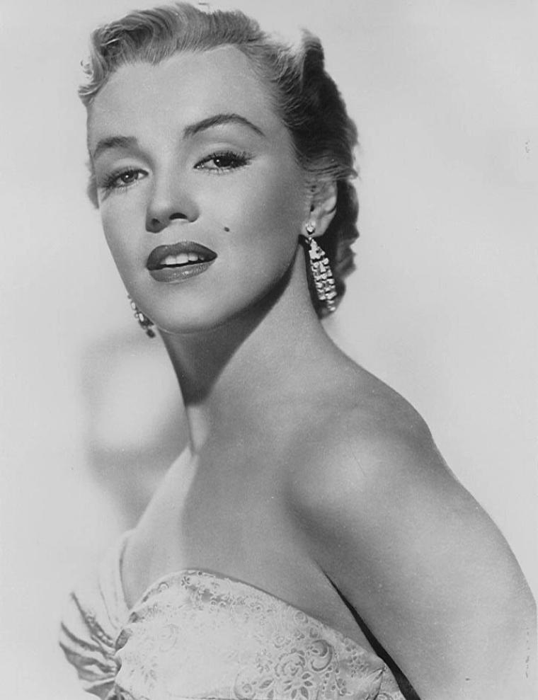 "1950 / by Edward CLARK... Portraits publicitaires pour ""All about Eve""."