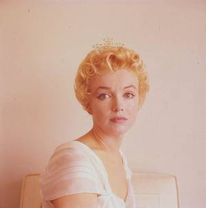 "1957 / by Milton GREENE... Portraits publicitaires pour ""The prince and the showgirl""."