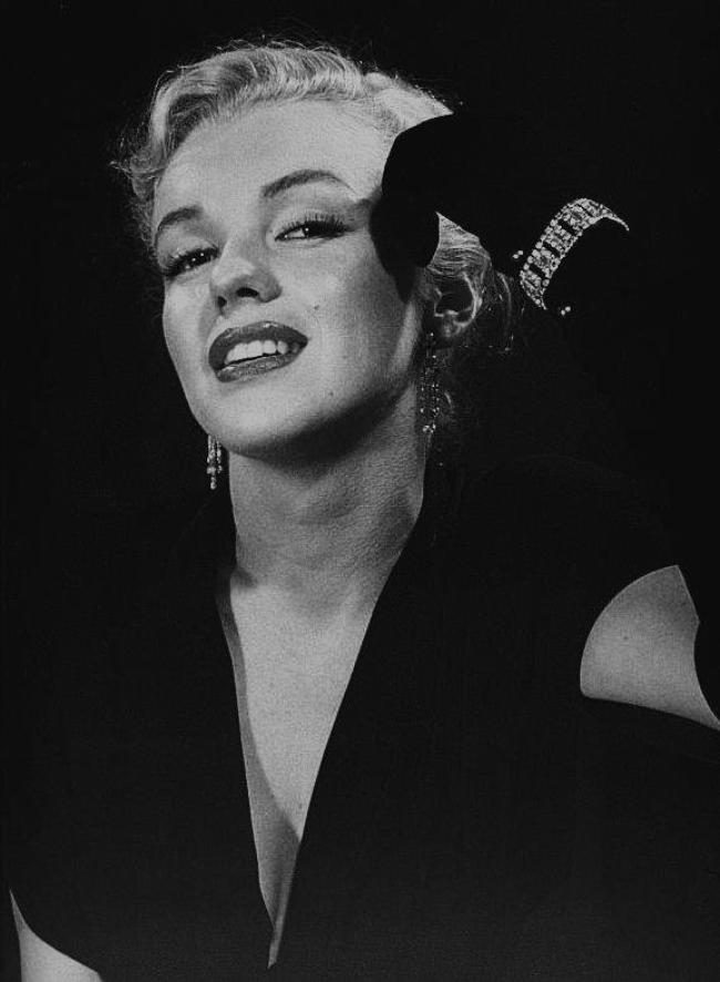 "1950 / by Edward CLARK... Portraits publicitaires pour ""The asphalt jungle""."