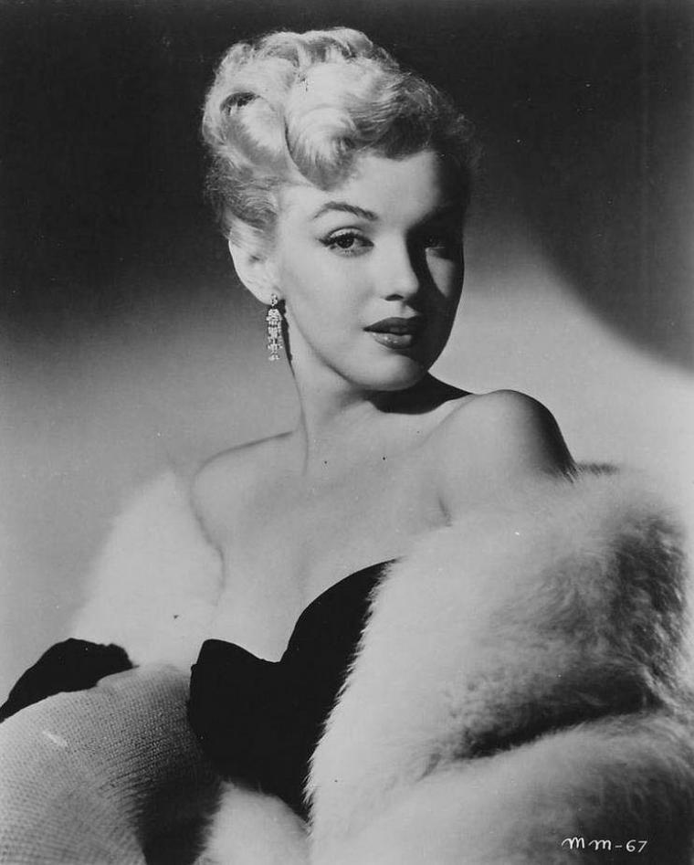 """1950 / Portraits publicitaires pour le film """"All about Eve""""."""