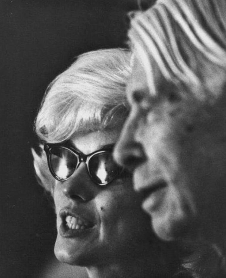 1961 et 1962 / Rencontre par 2 fois avec le poète Carl SANDBURG. (part 3, voir tag).