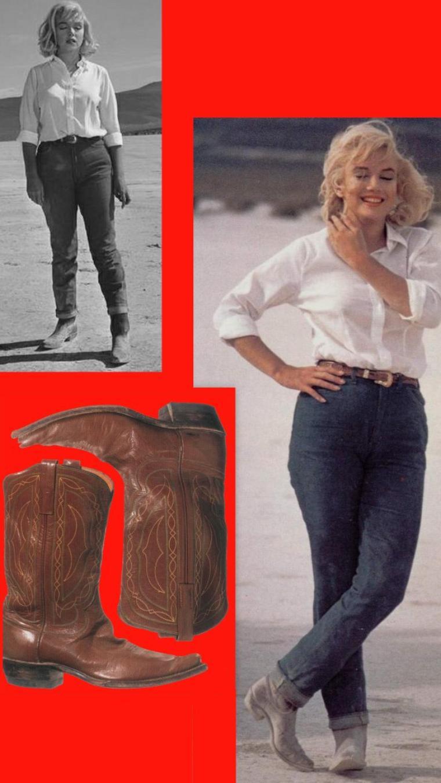 EFFETS PERSONNELS (part 1) / Pour la 100ème page de mon blog, j'ai choisi de créer des montages photos réunissant quelques effets personnels ayant appartenu à Marilyn, tels des vêtements, accessoires et autres objets divers... A VOUS D'APPRECIER !