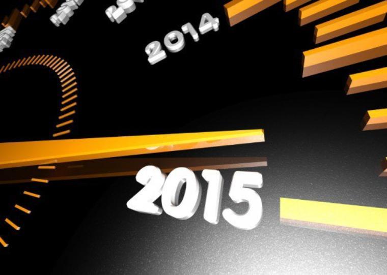 Bonne et merveilleuse année 2015 !!