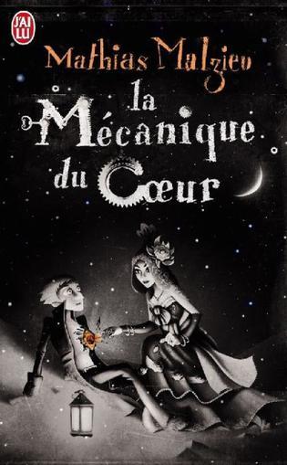 La mécanique du coeur - Mathieu Malzieu - 8/10