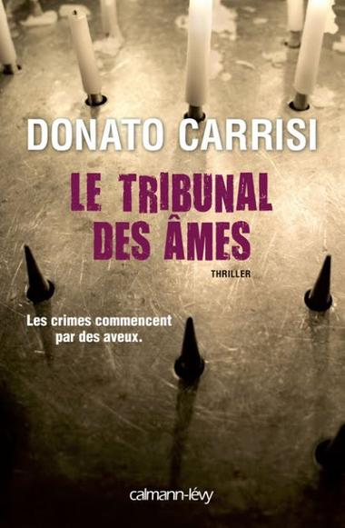 Le tribunal des âmes - D. Carrisi - 5/10