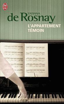 L'appartement témoin - T. De Rosnay - 6.5/10