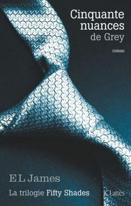 Cinquantes nuances de Grey - EL James - 7 /10