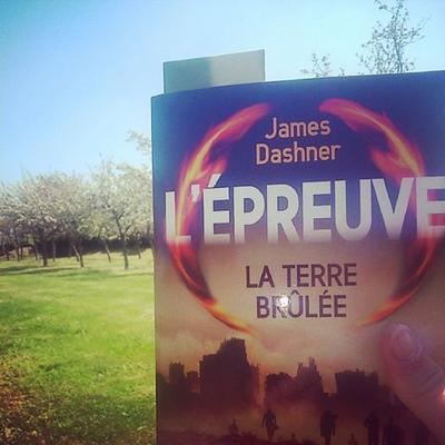 L'Epreuve, la Terre Brûlée - J. Dashner - 8/10