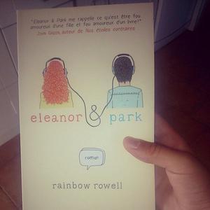 Eleanor & Park - R.Rowell - 8.5/10