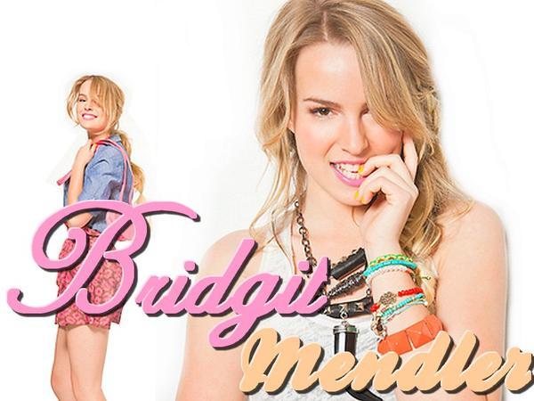 Bienvenue sur Mender-Bridgit.skyrock.com ♥ Créa par moi ♥
