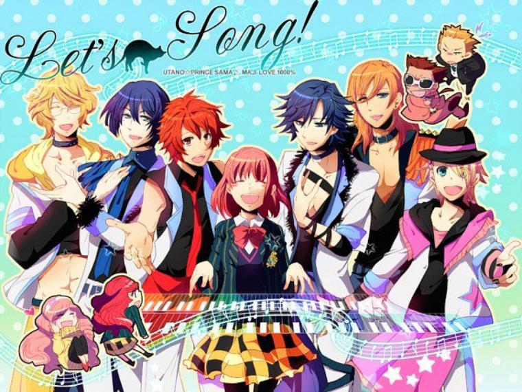 Uta no Prince-sama -Maji love 1000