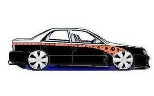 $ L'EVOLUTION D'UNE 405mi16 TUNING MODE SHOW CAR $