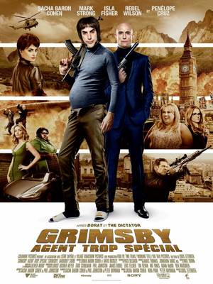 Grimsby - Agent trop spécial