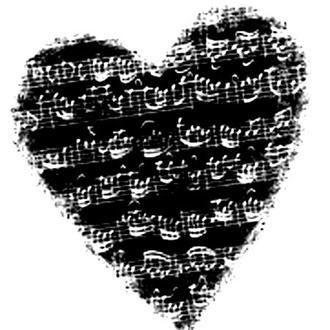 Coeur en stéréo !