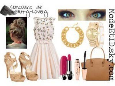 Concours de Beauty-Lovely #Partie1