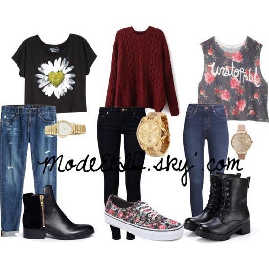 BTS ♥2014♥ Idées tenues ♥