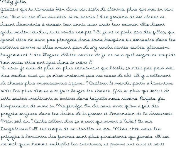 Chapitre IV: Pré-Au-Lard