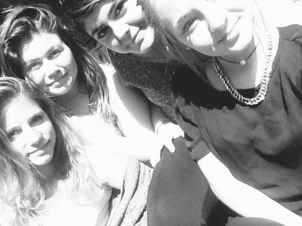 Mes meilleures amies.
