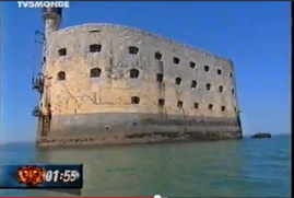 Shooting Fort Boyard 2004