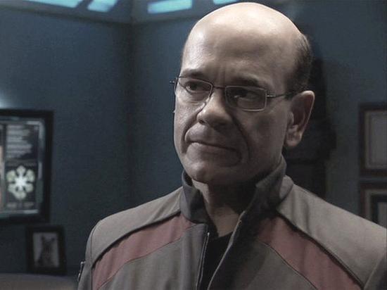 #44. Autres figures de Stargate Atlantis : les dirigeants de l'expédition