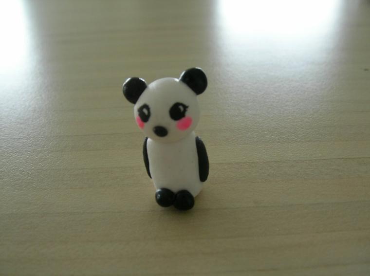 Panda et lapinou kawaii !