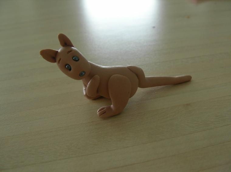 Kangourou poowa !