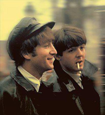 John & Paul à Paris, 1964