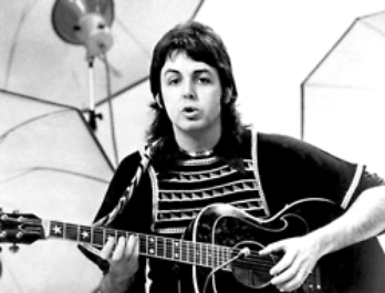 Les albums de Paul McCartney post-Beatles
