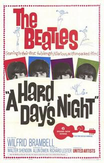 Evaluation de Film : A Hard Day's Night (ou Quatre Garçons Dans Le Vent)