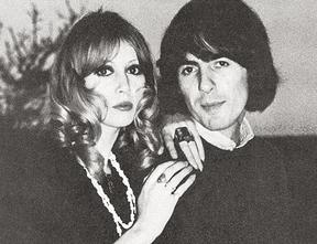 Biographie de Pattie Boyd ♪