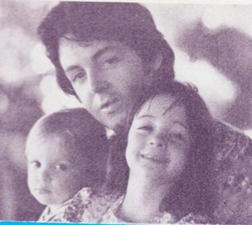 The McCartney Family ♥