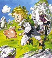 """Nanatsu no Taizai ED 1-""""7-Seven-"""" (2014)"""