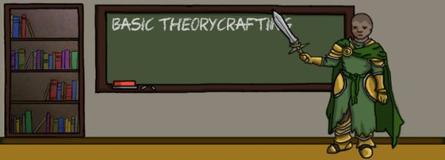 Theory crafting & MAJ 2.35