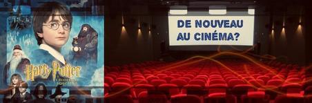 Rumeur : Les films HP de nouveaux au cinéma?