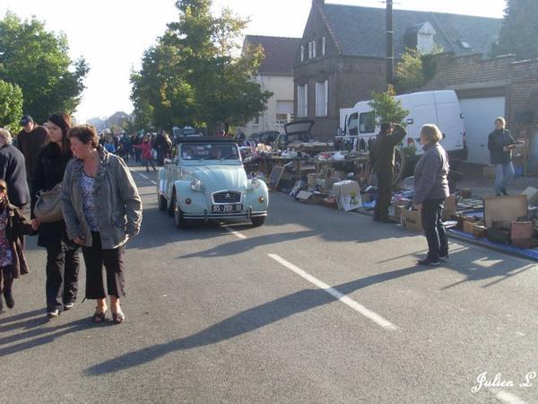 Dimanche 7 octobre 2012 Exposition Villers-en-Cauchies