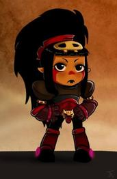 Cosplay #10 Maude Wakfu