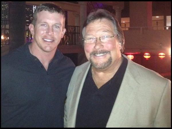 Ted DiBiase Sr. évoque le départ de son fils.