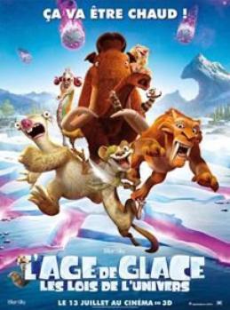 L'âge de glace 5 - Les lois de l'univers