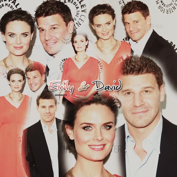 Emily & David ( Article Flash back )