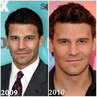 • • Evolution de David de 1997 à 2012 !  En quelle année le préfères-tu ? • •