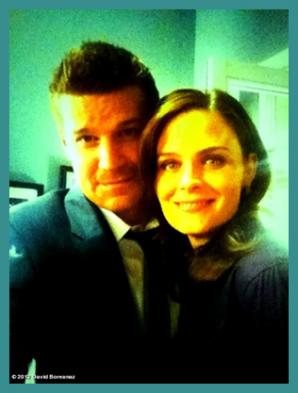 • • Photo Twitter : une provenant du Twitter d'Emily & l'autre du twitter de David ! • •