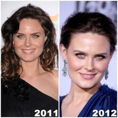• • Evolution d'Emily de 2003 à 2012 ! En quelle année la préfères-tu ? • •
