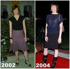 • • En attendant les news : je vous propose un article spécial sur Michaela Conlin ! Son évolution de 2002 à 2012 ! Alors en quelle année la préférez-vous ? • •