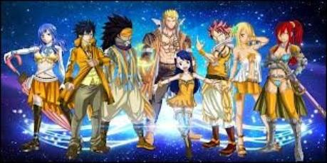 quelques images de fairy tail ?